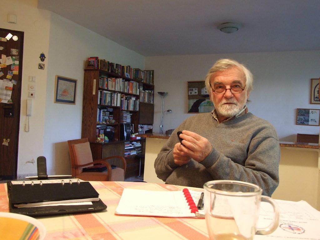 Marco Abramowicz by Uri Zackhem