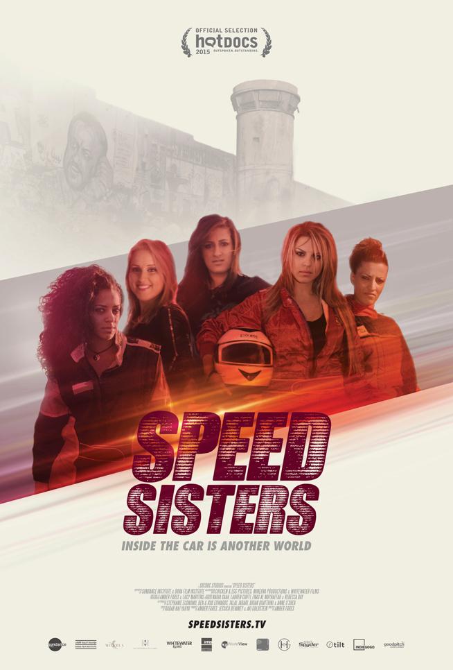 Affiche de Speed Sisters