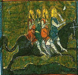 Liège les 4 fils Aymon