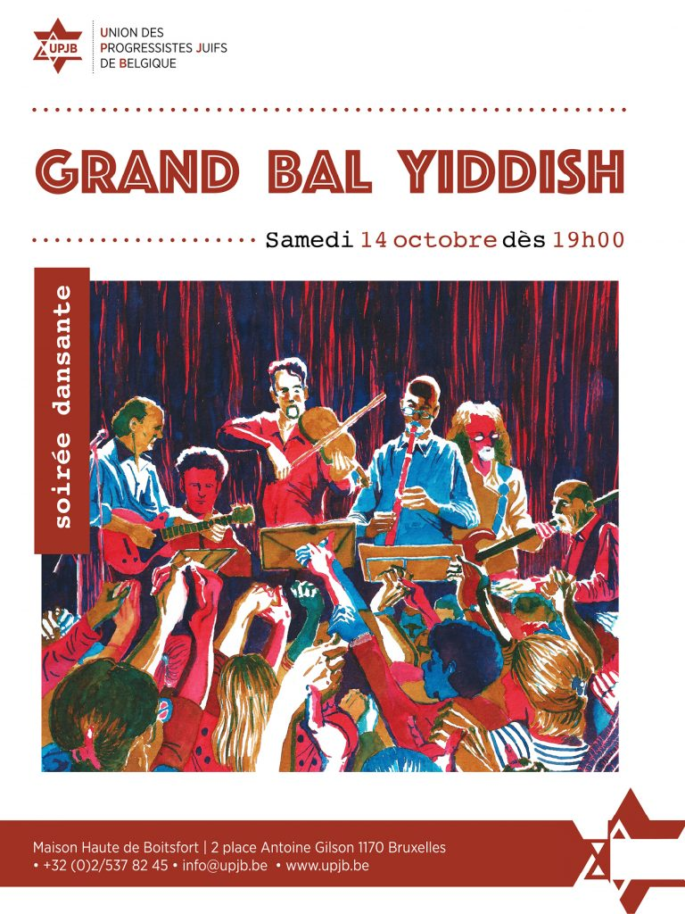 Grand Bal Yiddish 2017