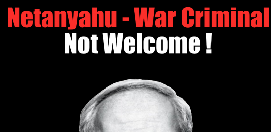 Netanyahou-not-welcome-upjb
