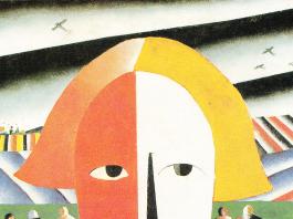 """""""Têtes de paysans"""" Kasimir Malévitch (vers 1930)"""